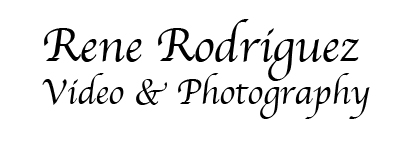 Rene Rodriguez Video & Photography logo